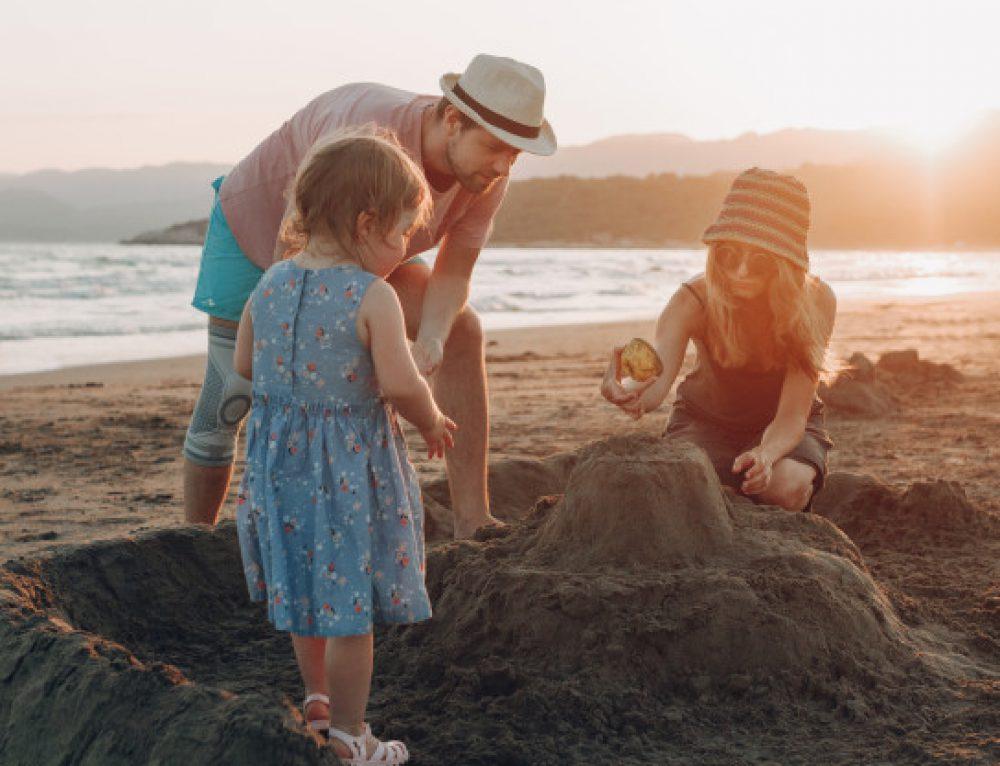 O czym należy pamiętać podczas urlopu z dzieckiem?