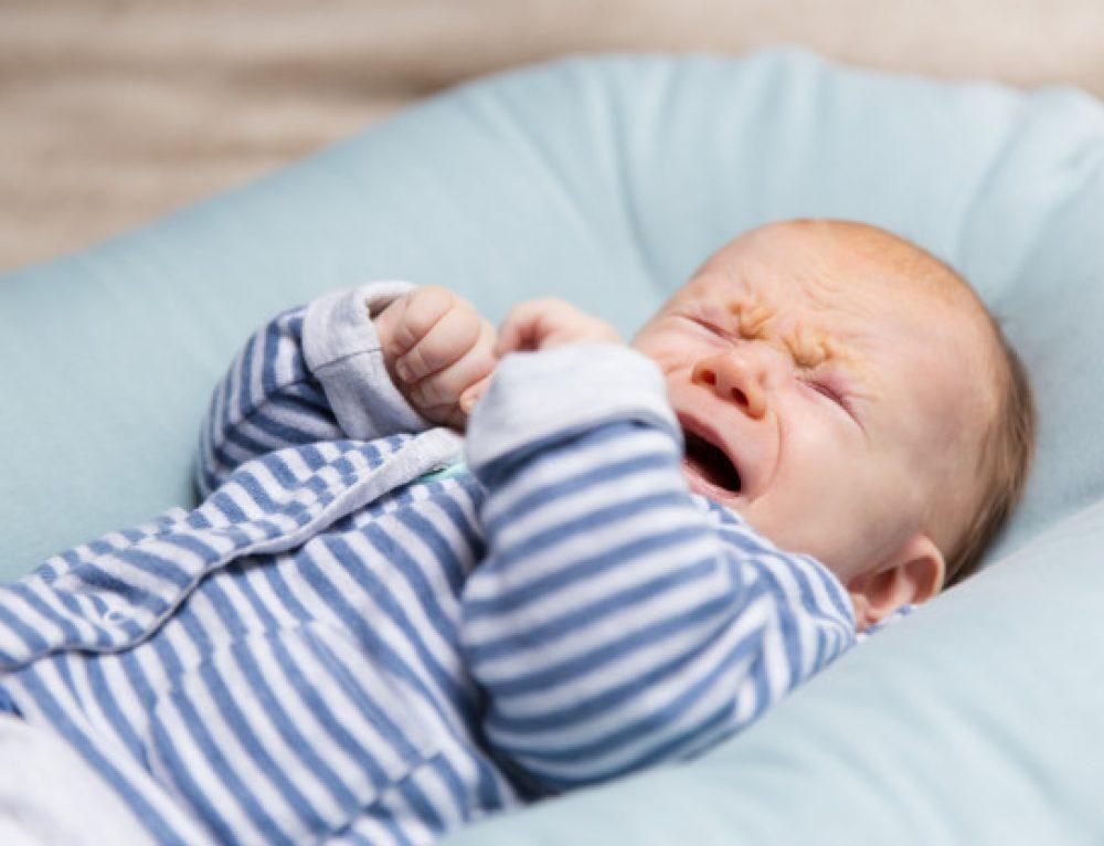 4 powody, dla których Twoje dziecko nie śpi w nocy